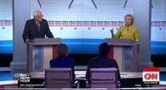 POLL: Who won the democratic debate in Wisconsin?