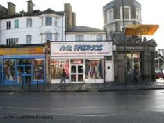 A To Z Fabrics, 53 Goldhawk Road, London - Fabric Shops near Goldhawk Road Tube Station