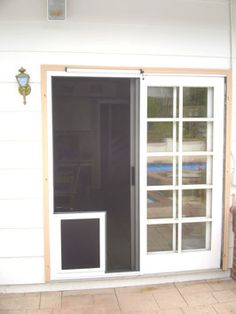 Tiger Wire For Side Porch · Side PorchScreen DoorsPorch ...