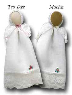 Keepsake Church Babies Handkerchief Doll