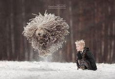 ロシアの写真家アンディ・セルヴァストフ氏の写真集
