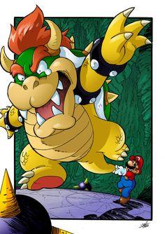 joelchansousa: Super Mario 3D All Stars Lets start the... Nintendo, Super Mario 3d, Bowser, All Star, Deviantart, Fun, Fictional Characters, Stars, Character Art