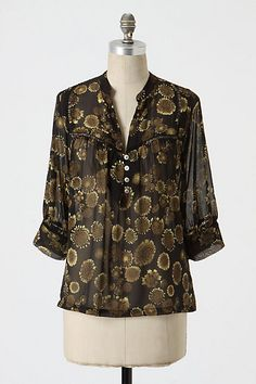 fe9e8c8e054c8 Flowering Pasture Blouse by Dolan Spring Outfits, Winter Outfits, Closet  Staples, Style Me. Anthropologie