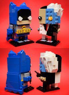 Holy Brickhead Batman!