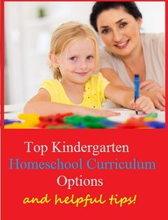 There are many reasons to homeschool kindergarten and many curriculum options to help.  Here are some tips for a successful year of learning.
