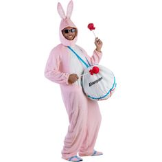 Adult Energizer Bunny Costume
