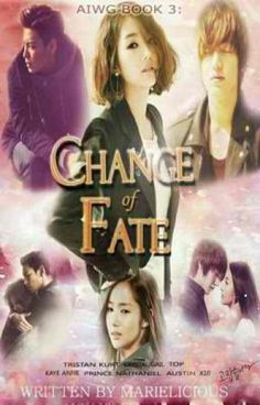 """""""AIWG Book Change Of Fate [ON-GOING] - Are You Jealous?"""" by marielicious - """"Will she still hold on to her past? Or will she just rely on the change of fate? NOTE: No softcopie…"""" Best Wattpad Stories, Hold On, Past, Romance, Change, Books, Movie Posters, Jealous, Note"""