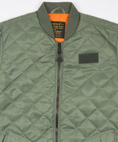 13de5f60443ef Penfield Landrum Military Issue Jacket Green — The Great Divide