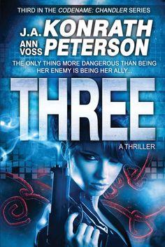 Amazon.com: Three (Chandler Series) eBook: J.A. Konrath, Ann Voss Peterson: Kindle Store