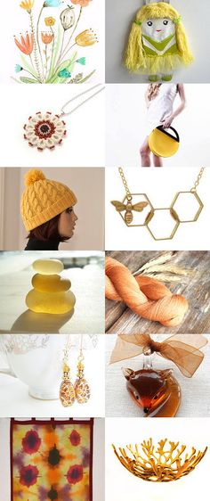 Honey by Grazyna on Etsy--Pinned with TreasuryPin.com