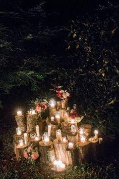 Witch Wedding, Fantasy Wedding, Fall Wedding, Our Wedding, Dream Wedding, Enchanted Forest Wedding, Magical Wedding, Woodland Wedding, Forest Wedding Decorations