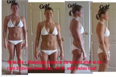 My Turbo Fire + Shakeology results after 30 days!