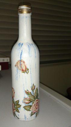 Decoupage - floral