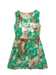 Scotch R'belle Mädchen Kleid, A-line tanktop jersey dress € 54,95