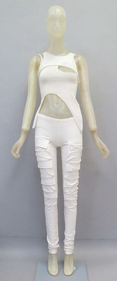 Helmut Lang SS 2004 #developdecay