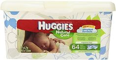Huggies Natural Care Unscented Baby Wipes Tub - 64ct Huggies http://www.amazon.com/dp/B00DF70ER4/ref=cm_sw_r_pi_dp_Ur63wb0R6JZ0C