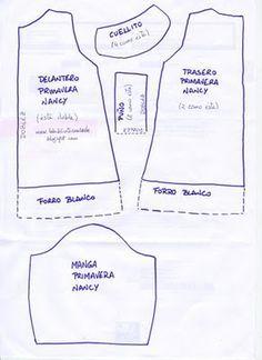 patrones on Pinterest   Nancy Dell'olio, Patrones and Vestidos