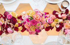 2016 Wedding Flower Trends by Liz Inigo Jones from Blue Sky Flowers - The Wedding Journal