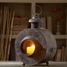 #Porthole #Lantern #metal
