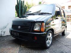 nice headlight Suzuki Wagon R, City Car, Van, Nice, Modified Cars, Vans, Nice France, Vans Outfit
