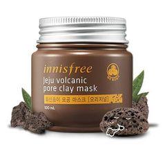 Volcanic Pore Clay mask Original [2013 Upgrade] innisfree | KollectionK