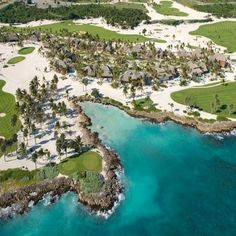 Cap Cana Golf Resort - Home to the Punta Espada Golf Course Designed by Jack Nicklaus in PuntaCana, Dominican Republic