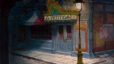 The Aristocats (Le Petit Café)