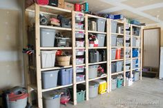 Project Roundup: Spring Ahead and Organize Your Garage