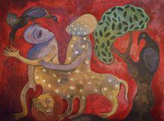 Manuel Mendive http://artizar.es/artistas/manuel-mendive/
