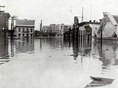 1937 Cincinnati Flood: Cumminsville