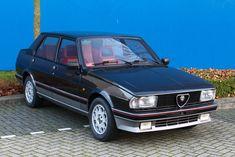 Alfa Romeo - Giulietta Turbo Autodelta 2.0 - 1985