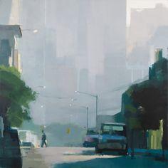 Summer Haze - Lisa Breslow