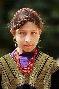 Kalash Girl.