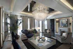 Roman Penthouse Suite  Regina Hotel Baglioni