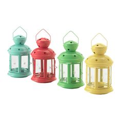IKEA - ROTERA, Lantern for tealight $3.99 other color options