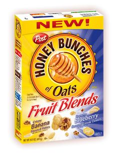 Honey Bunches of Oats: Giveaway ends 7/5/12