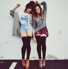 Cute outfits with thigh high socks Outfit Designer, Fall Outfits, Cute Outfits, Fashion Outfits, Teen Fashion, High Socks Outfits, Long Socks Outfit, Thigh High Socks Outfit, Thigh High Outfits