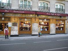 Gran Café de Gijón, Madrid