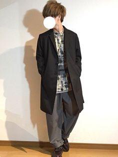春のロングコートを格安で手に入れました〜〜 サイズ ジャケット     S パンツ