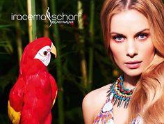 Iracema Scharf - Die It-Pieces der Frühjahr-/Sommerkollektion des brasilianischen Beachwear-Labels Fashion, Moda, Fashion Styles, Fashion Illustrations