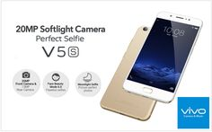 Vivo V5s Perfect Selfie Camera Mobile.    Vivo V5s Perfect Selfie General Features, Performance, Display, Front(Secondary)& Main(Primary) Camera Features, Memory Storage, Data & Connectivity, Battery and Other Specification information.