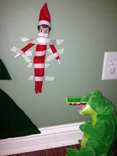 Funny for the Elf on the Shelf!