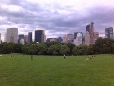 Sheep Meadow / Central Park