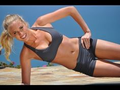 ▶ FITNESS: FAT TORCHER- SUPER MODEL TOTAL BODY ABS, BUTT... - Fitness and Workout Series - YouTube