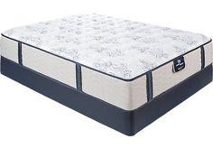 picture of Serta Perfect Sleeper Misty Falls Queen Mattress Set  from Queen Mattress Furniture