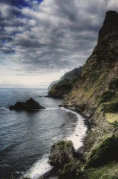 Acantilados. Cliffs, Madeira Island, Portugal  http://www.vacationrentalpeople.com/vacation-rentals.aspx/World/Europe/Portugal/