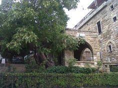 Khalil Gibran's Home in Bcherri, Lebanon.