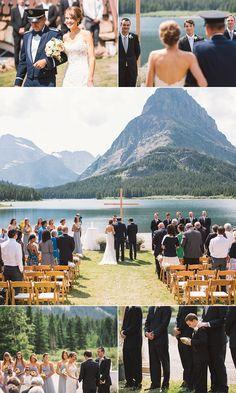 Montana wedding beats all Montana Wedding Venues, Wedding Pictures, Wedding Ideas, Wedding Stuff, Glacier National Park Montana, Best Places To Camp, Park Weddings, Just In Case, National Parks