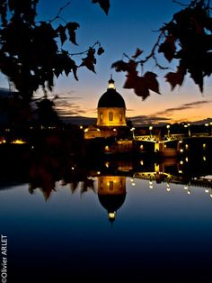 [Toulouse]  - Site http://www.toulouse-tourisme.com/  Photo de Olivier Arlet #BeautifulFrance