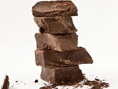 Dark chocolate for smooth skin. Grab some Lindt – because women given a high flavanol cocoa drink for 12 weeks experienced 25 per cent less redness after sun exposure, and smoother, more hydrated skin. It's true – research in the Journal of Cosmetic Dermatology says so.  Photo: Katie Quinn Davies